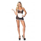 Seductive French Maid 87036